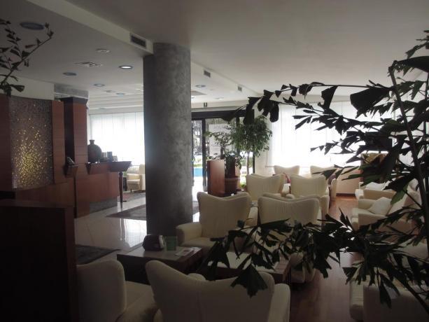 Salone comune hotel a Bibione