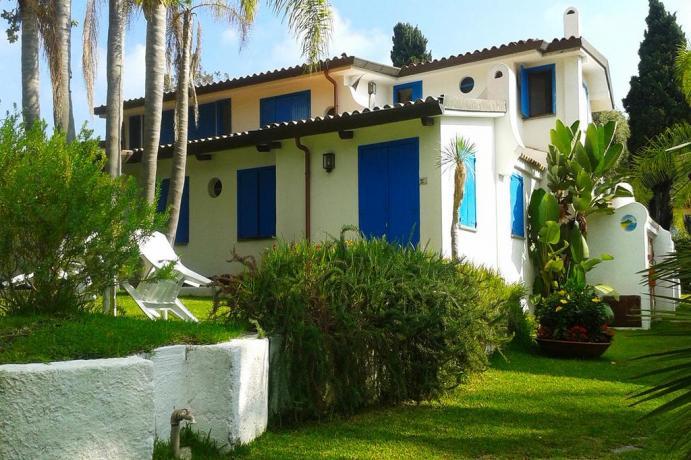 Hotel Sabaudia, camere ed appartamenti 'Classic'