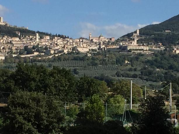 Dove dormire vicino ad Assisi Centro