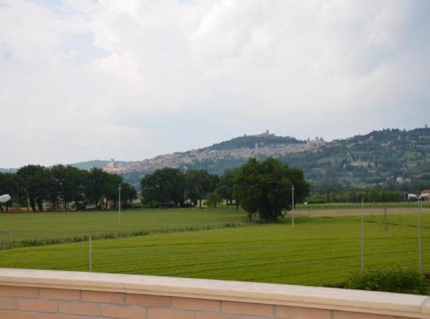 Affittacame Assisi B&B con vista sul Monte Subasio
