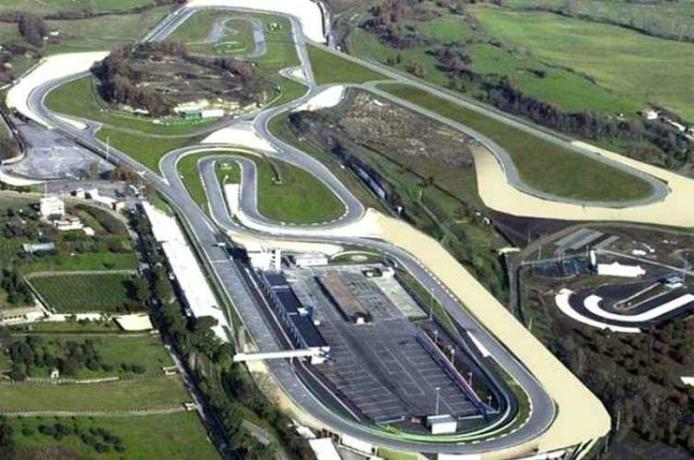 L'Autodromo di Vallelunga
