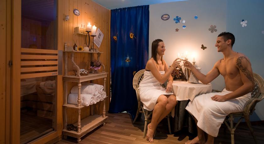 Romantico Resort con Benessere esclusivo per Coppie