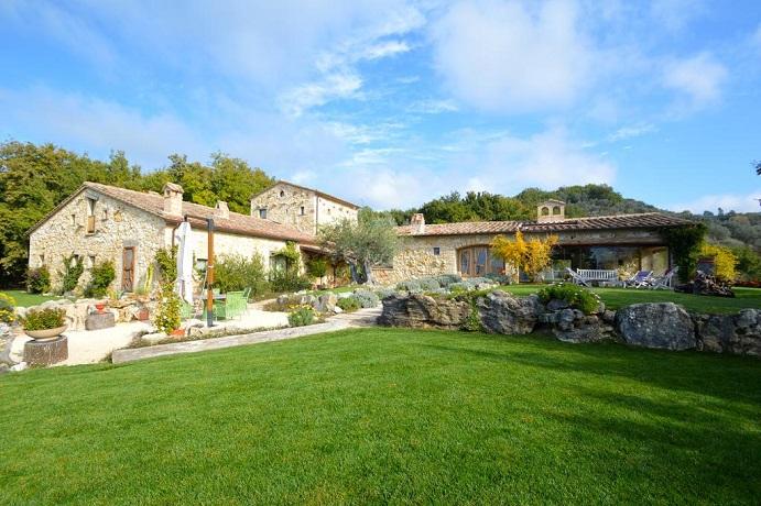 Resort in Villa con Spa Esclusiva Esterno