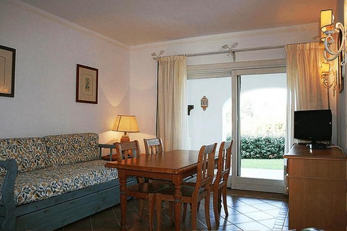 Appartamento residence con TV schermo piatto Arzachena