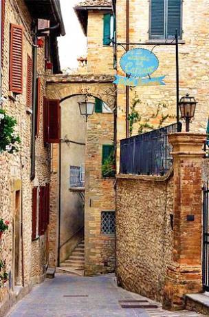 dove dormire per Umbria film festival