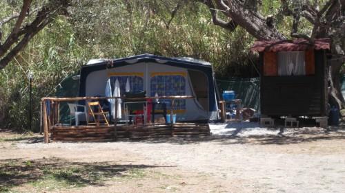 piazzole - area campeggio