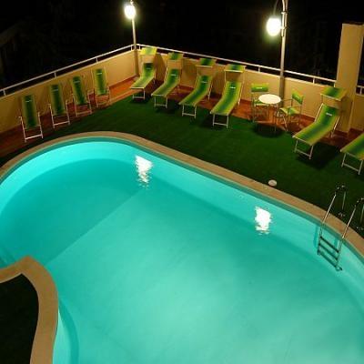 htoel 3 stelle con piscina Chianciano terme