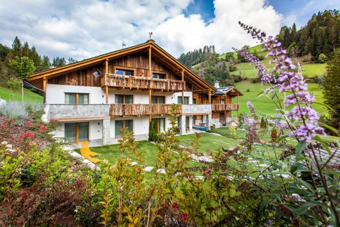Appartamenti in Chalet immerso nel verde in Trentino