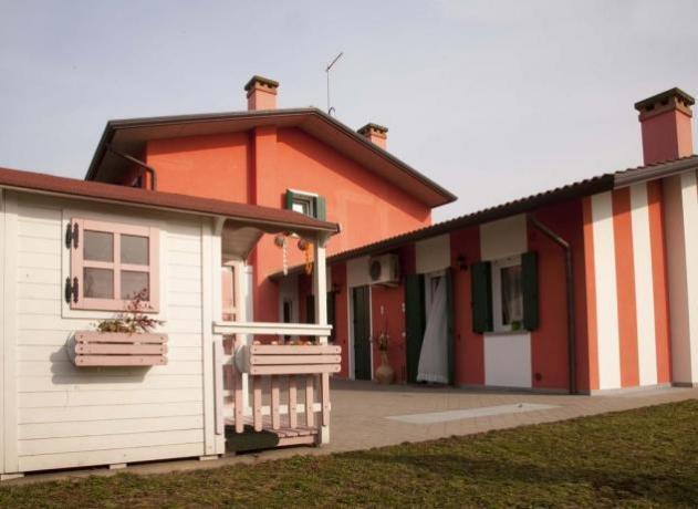 Camera da letto appartamenti B&B a Padova