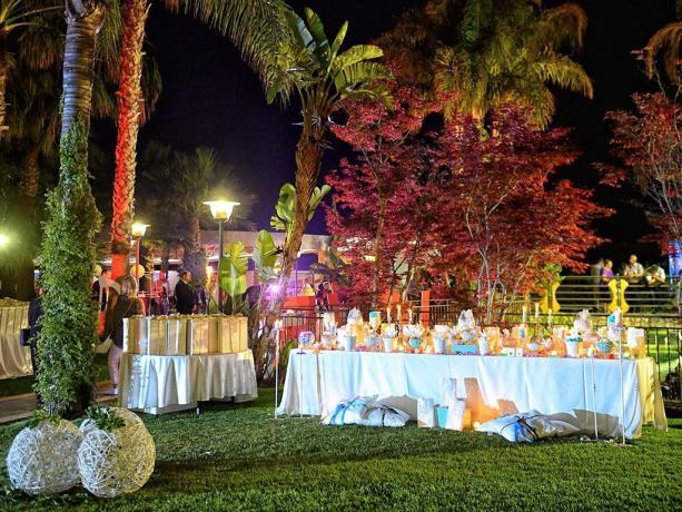 Hotel 4stelle con organizzazione matrimoni eventi Battipaglia