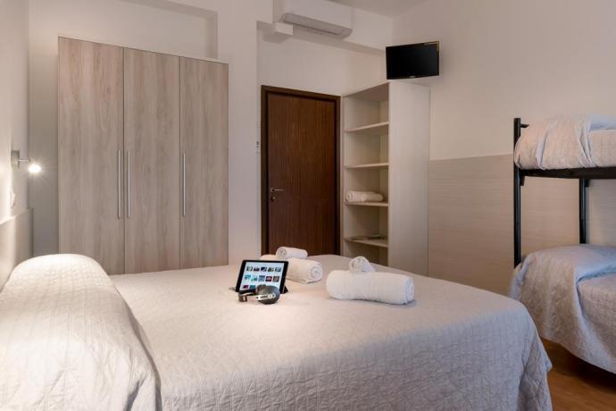 Camera standard hotel3stelle con balcone Igea Marina