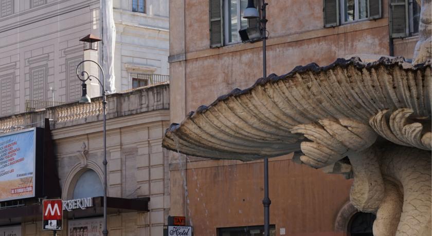 Hotel Centro Roma vicino Metro Spagna Barberini