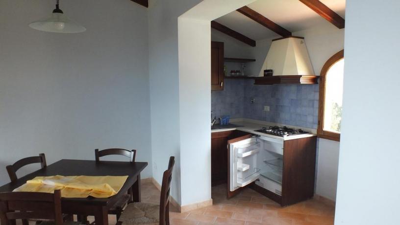 Appartamenti vicino Campiglia Marittima con TV+ angolo cottura