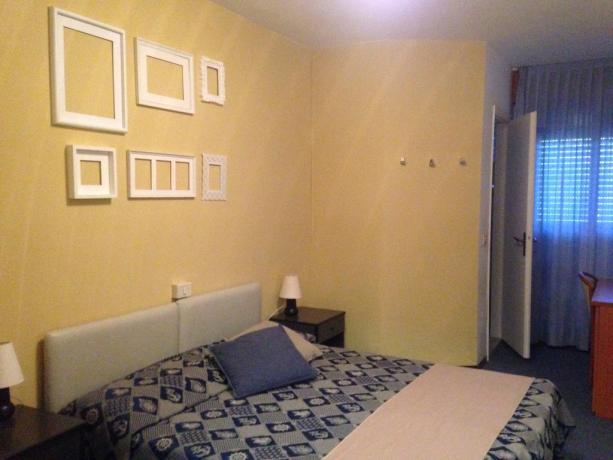 Camera comfort matrimoniale in albergo a Bibione