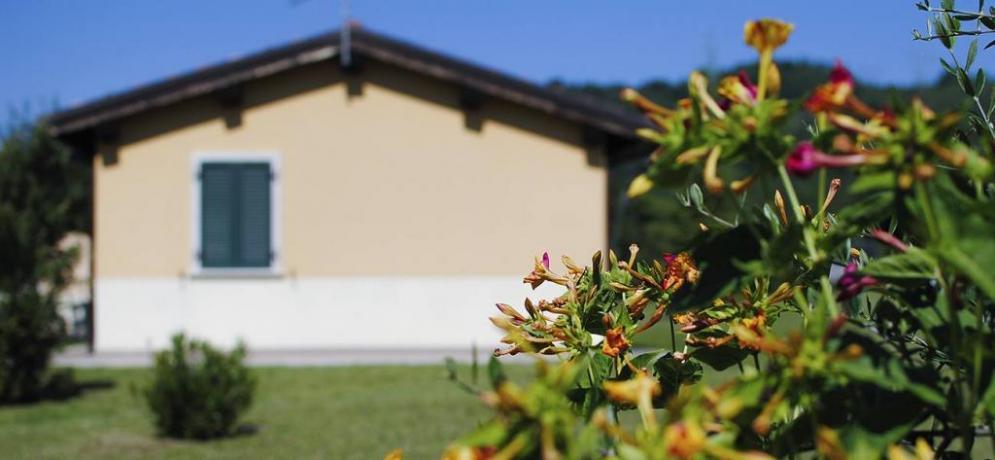 Appartamenti vacanza Cottage indipendenti Lago di Piediluco