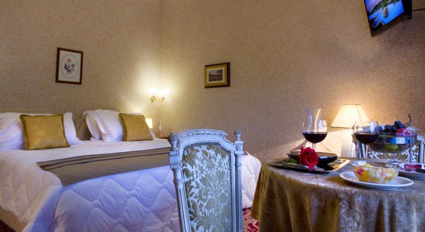 Camere con Idromassaggio a Chianciano Terme