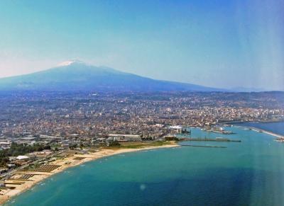 Soggiorni vicino Catania