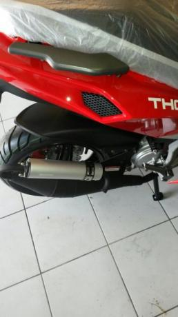 scooter Thor marmitta originale vendita perugia