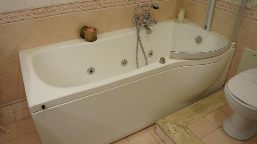 Vasca idromassaggio White room