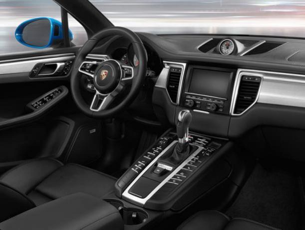 Vista Cruscotto Porsche Macan3.0 Offerta per Professionisti
