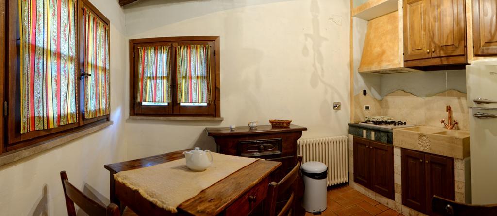 appartamento loggia cucina