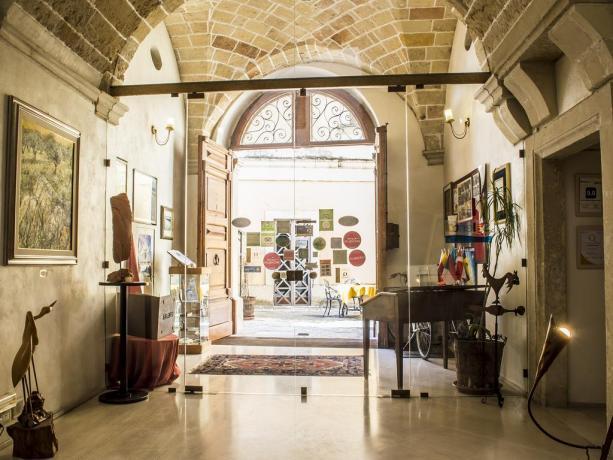 Hotel in Puglia con Camere e Suite