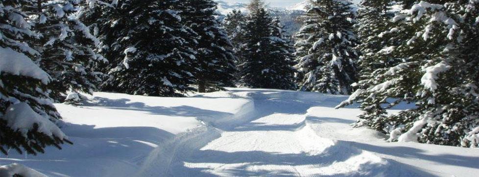 Paesaggio, dormire a Trento in inverno