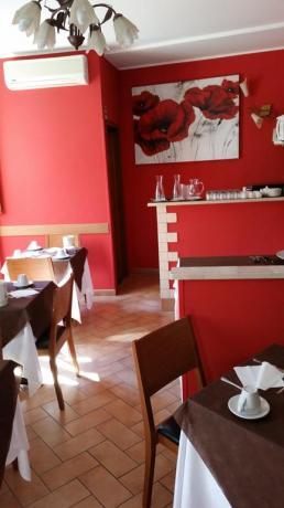 Hotel ad Assisi con Sala per mangiare