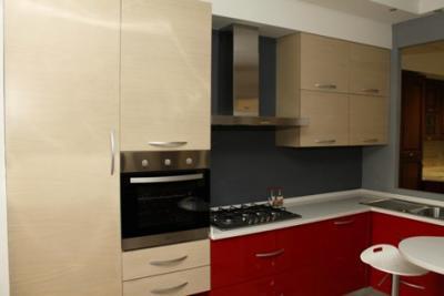 Vendesi cucina rovere sbiancato e laccato, okite Cucine Legno ...