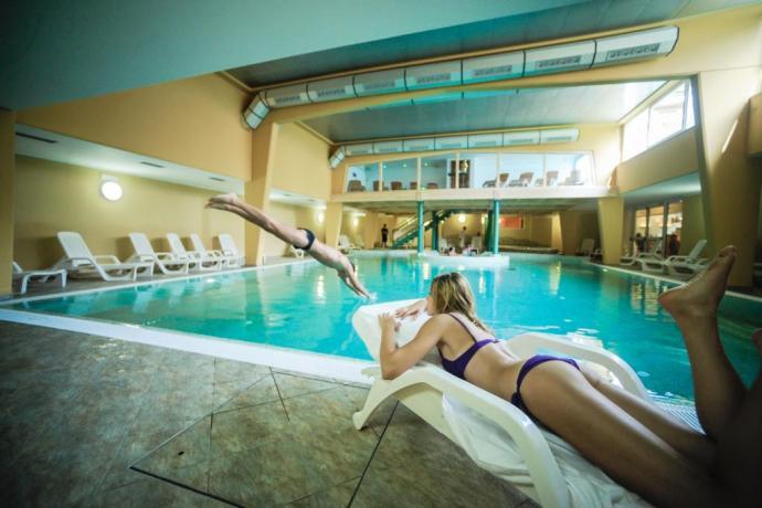 Hotel 3 stelle con benessere di coppia Lavarone-Trento