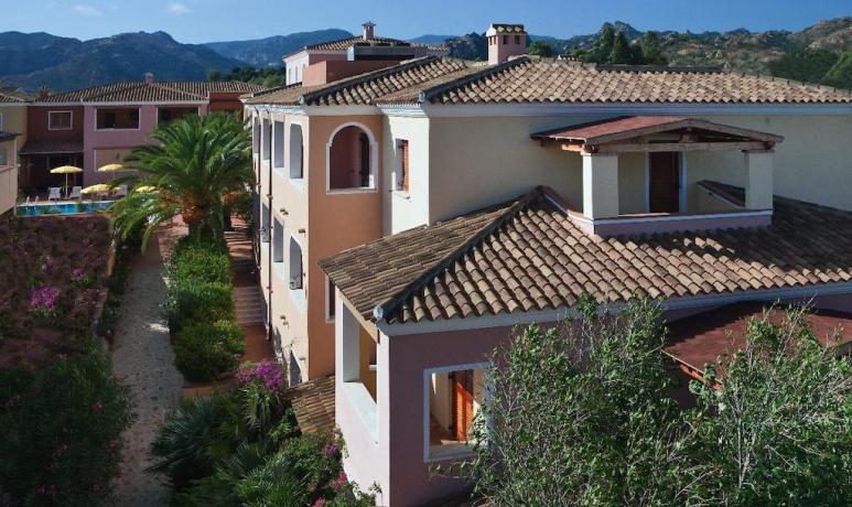 Residence a Cala Liberotto con Appartamenti
