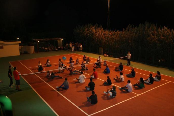 Villaggio Tennis e Animazione vicino Mare Cilento