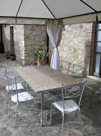 Vacanze a Perugia in appartamenti con piscina