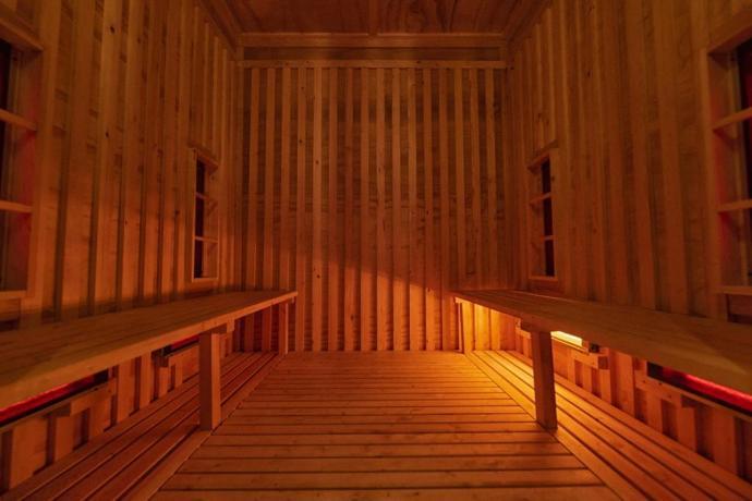 Residence SPA con Sauna