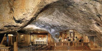 Visit the Sanctuaries of Saint Michael, Apulia