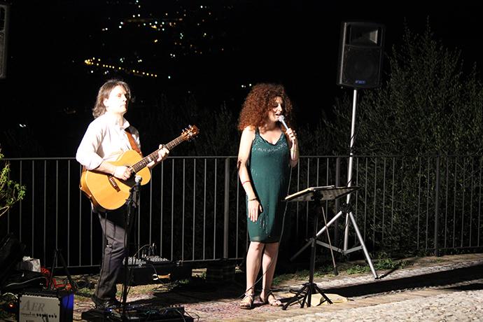 Serate Musica Live al Castello vicino Spoleto