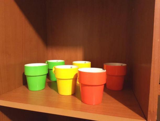 Appartamento-vacanza foligno 2-3-4-5 posti letto Tazze colazione