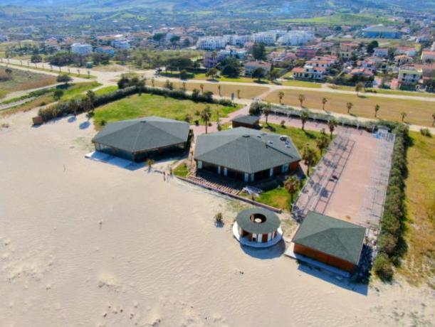 Villaggio low cost puglia con spiaggia bianca