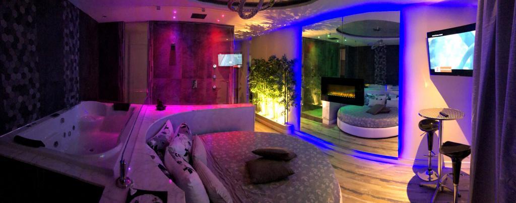10 Hotel Con Vasca Idromassaggio 2 Posti In Camera Suite Con Spa Privata Per La Coppia