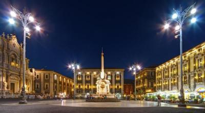 Dormire nel centro di Catania