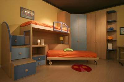 Camerette per bambini in umbria vendita camere con for Camere x ragazzi offerte