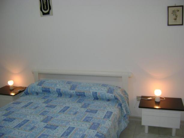 Camera Matrimoniale in Residence nel Salento
