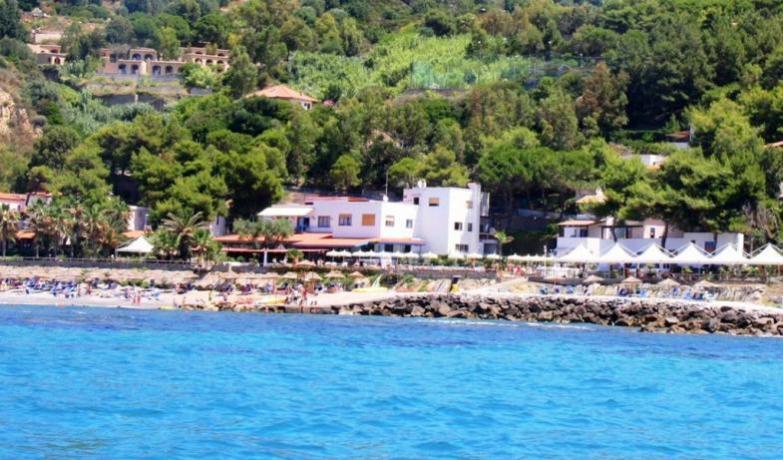 Appartamenti Vacanza e Formula Hotel vicino Palinuro