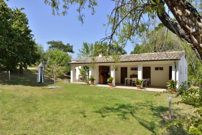 Villa con piscina a Umbertide Umbria