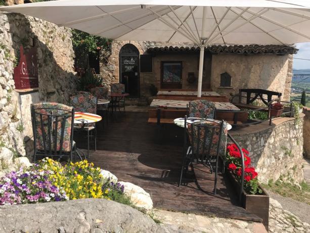 Il Ristorante del Borgo sul Clitunno Umbria