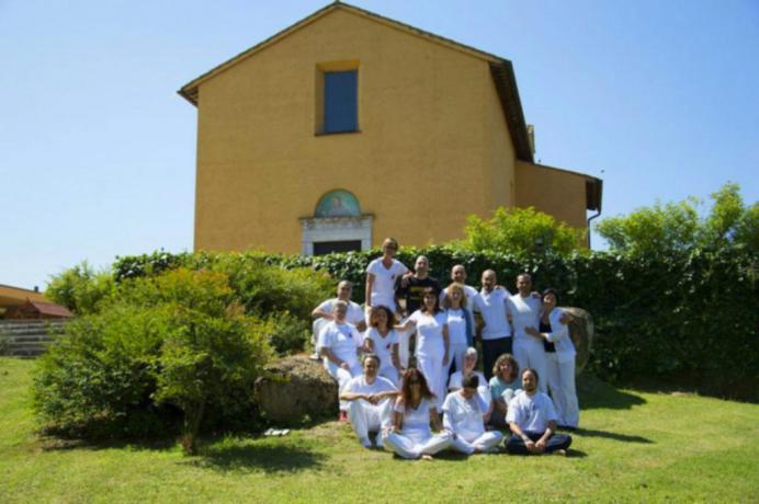 Agriturismo per Gruppi Yoga, Spirituali, Formazione-Professionale
