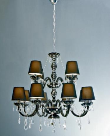 Lampadari moderni in cristallo