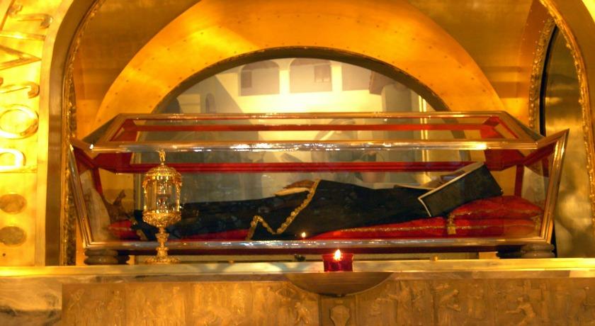 Dormire a Cascia per Santa Rita