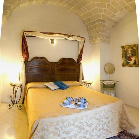 Suite Matrimoniale nel Salento in Hotel**** Galatina