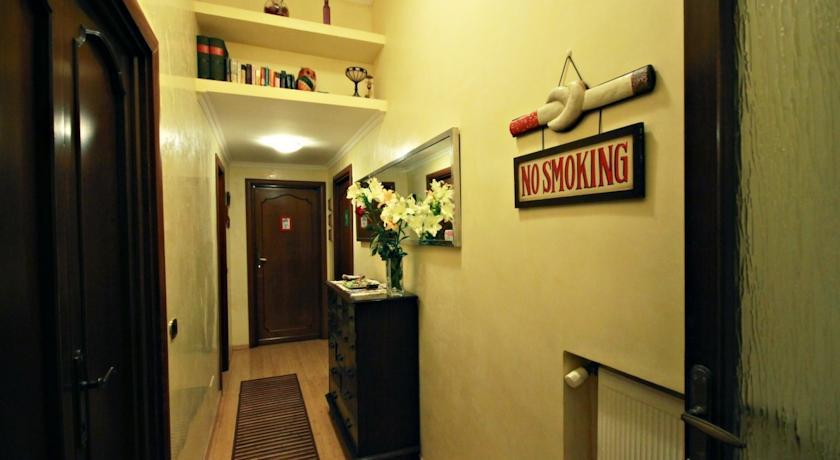 Camera con bagno privato Dormire a Roma centro - San Pietro Resort B&B Ro...